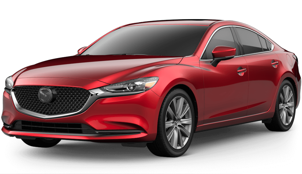 Versiones del Mazda 6 – grand touring